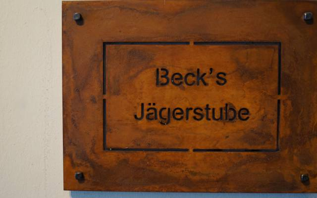 Beck´s Jägerstube