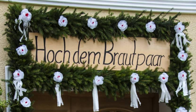 bräuche zur hochzeit österreich
