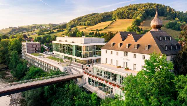 Ybbsilon Bar in Waidhofen/Ybbs - Das Schloss an der